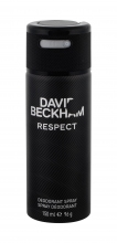 David Beckham Respect Deodorant 150ml miehille 27295