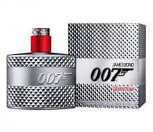 James Bond 007 Quantum Eau de Toilette 50ml miehille 39335