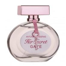 Antonio Banderas Her Secret Game Eau de Toilette 80ml naisille 93572
