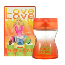 Morgan Love Love Shop & Love EDT 100ml naisille 20037