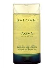 Bvlgari Aqva Pour Homme Shower gel 75ml miehille 30931