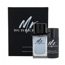 Burberry Mr. Burberry Edt 100 ml + Deostick 75 ml miehille 44414