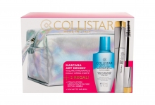 Collistar Art Design Mascara 12 ml + Gentle Two Phase 50 ml + Cosmetic Bag Extra Black naisille 58619