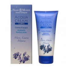 Frais Monde Acqua Cream Body Sea Lemon And Mimosa Cosmetic 200ml naisille 30124