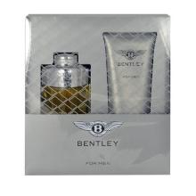 Bentley Bentley for Men Edt 100ml + 200ml shower gel miehille 05600