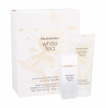 Elizabeth Arden White Tea Edt 50 ml + Body cream 100 ml naisille 64896