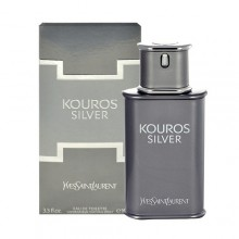 Yves Saint Laurent Kouros Silver Eau de Toilette 100ml miehille 33630