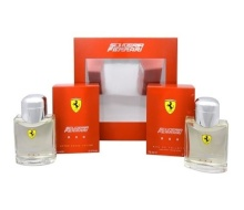 Ferrari Red Edt 75 ml + 75 ml Aftershave lotion miehille 18119