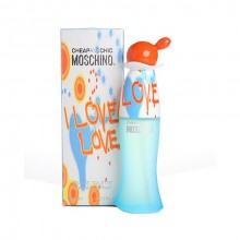 Moschino I Love Love EDT 100ml naisille 91457