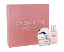 Calvin Klein Calvin Klein Women Edp 30 ml + Body Lotion 100 ml naisille 94791