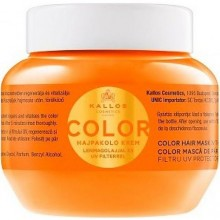 Kallos Color Hair Mask Cosmetic 275ml naisille 01075