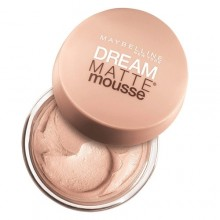 Maybelline Dream Matte Mousse Makeup 18ml 21 Nude naisille 69962