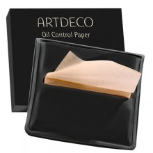 Artdeco Oil Control Paper Cleansing Wipes 100pc naisille 59708