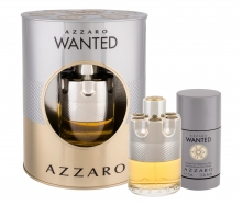 Azzaro Wanted Edt 100 ml + Deodorant 150 ml miehille 03990