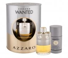 Azzaro Wanted Edt 100 ml + Deodorant 150 ml miehille 03990