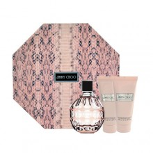 Jimmy Choo Jimmy Choo Edp 100ml + 100ml body milk + 100ml shower gel naisille 61155