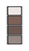 Artdeco Matt Eye Shadow 0,8g 520 Matt Light Grey Mocha naisille 05201
