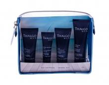 Thalgo Men Clenasing Gel 20 ml + Eye Contour Care 10 ml + Daily Facial Care 20 ml + Shower Gel 30 ml + Cosmetic Bag miehille 66271