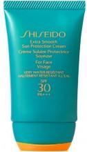 Shiseido Extra Smooth Sun Protection Face Sun Care 50ml naisille 26046