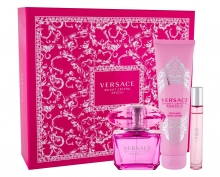 Versace Bright Crystal Edp 90 ml + Body Lotion 150 ml + Edp 10 ml naisille 47464