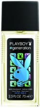 Playboy Generation For Him Deodorant 75ml miehille 21423