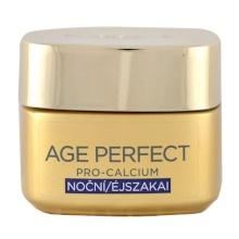L´Oreal Paris Age Perfect Pro Calcium Night Cream Cosmetic 50ml naisille 60180