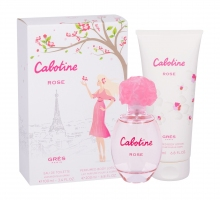Gres Cabotine Edt 100 ml + Body Lotion 200 ml naisille 92758