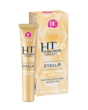Dermacol 3D Hyaluron Therapy Eye Cream 15ml naisille 08416
