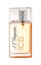 S.T. Dupont Essence Pure ICE Pour Femme Eau de Toilette 50ml naisille 22941
