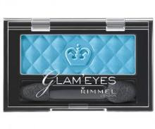 Rimmel London Glam Eyes Mono Eye Shadow Cosmetic 2,4g 130 Tribute naisille 42556