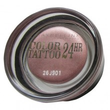 Maybelline Color Tattoo 24H Gel-Cream Eyeshadow Cosmetic 4g 05 Eternal Gold naisille 77532
