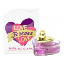 Agatha Ruiz De La Prada Love Forever Love EDT 80ml naisille 29613