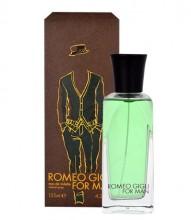 Romeo Gigli Romeo Gigli For Man Eau de Toilette 125ml miehille 01257