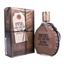 Diesel Fuel For Life Homme Eau de Toilette 75ml miehille 01517