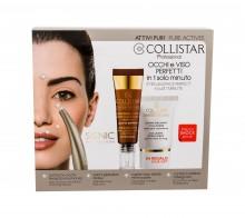 Collistar Pure Actives Eye Serum 15 ml + Facial Cream 15 ml + Skin Care Device naisille 52201