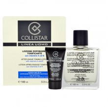 Collistar Men After-Shave Toning Lotion 100 ml After-Shave Tonin Lotion + 30 ml Anti-Wrinkle Cream miehille 80129
