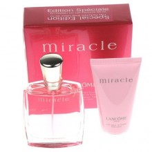 Lancôme Miracle Edp 50ml + 50ml Body lotion naisille 37630