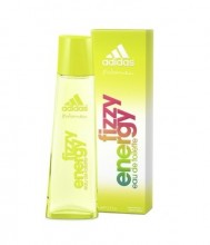 Adidas Fizzy Energy For Women Eau de Toilette 30ml naisille 25442