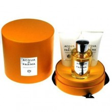 Acqua di Parma Colonia Edc 100ml + 75ml Shower gel + 75ml Body cream unisex 02328