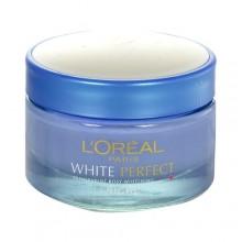 L´Oreal Paris White Perfect Night Cream Cosmetic 50ml naisille 21074