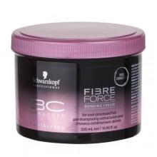 Schwarzkopf BC Bonacure Fibreforce Hair Mask 500ml naisille 50166