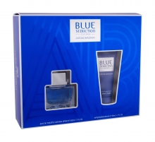 Antonio Banderas Blue Seduction For Men Edt 50 ml + After Shave Balm 50 ml miehille 18302