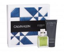 Calvin Klein Eternity Edp 50 ml + Shower Gel 100 ml miehille 57956