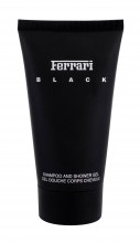Ferrari Black Line Shower gel 150ml miehille 57180