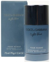 Dolce&Gabbana Light Blue Pour Homme Deodorant 75ml miehille 79035