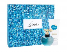 Nina Ricci Luna EDT 80 ml + body lotion 100 ml naisille 23686