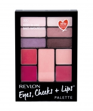 Revlon Eyes, Cheeks + Lips Complete Make-up Palette 300 Berry In Love naisille 39101