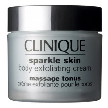 Clinique Sparkle Skin Body Peeling 250ml naisille 74231