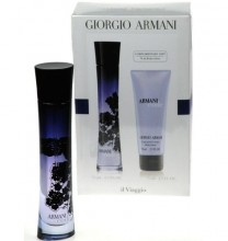 Giorgio Armani Code Edp 75ml + 75ml Body lotion naisille 02306
