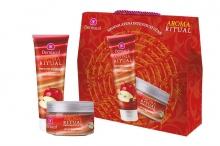 Dermacol Aroma Ritual Shower Gel 250 ml + Body Peeling 200 g naisille 10464